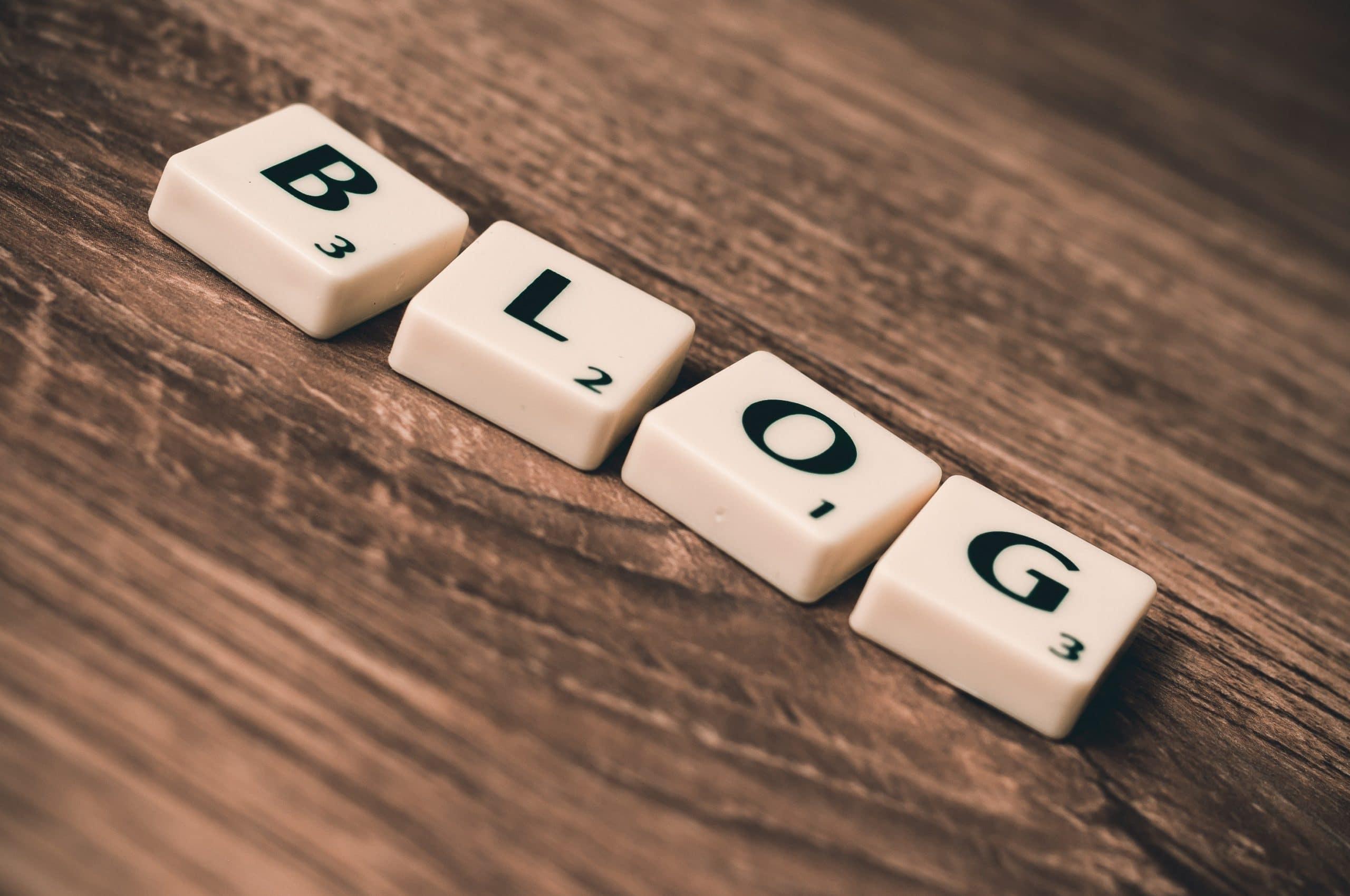 Blog oldal